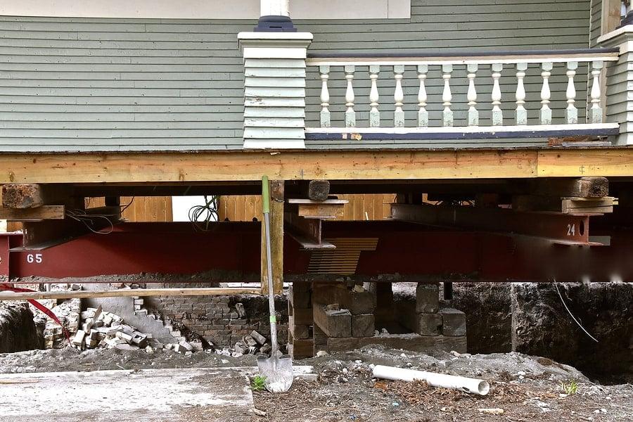 Abilene foundation repair images